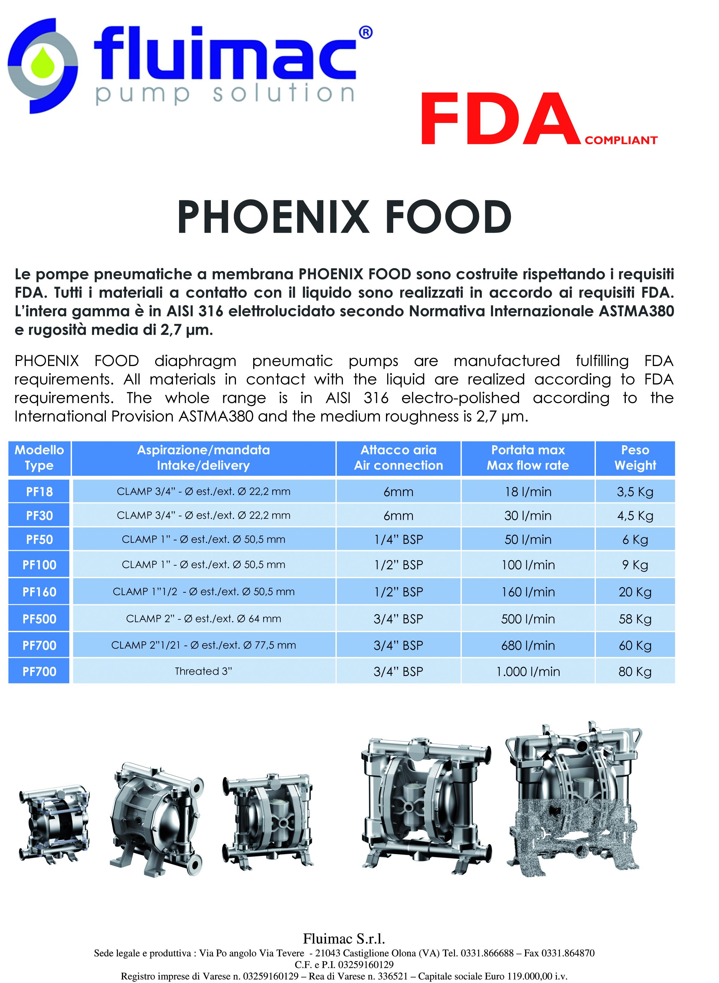 Microsoft Word - PHOENIX FOOD FDA VERSIONE PF